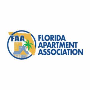 Florida Apartment Association logo